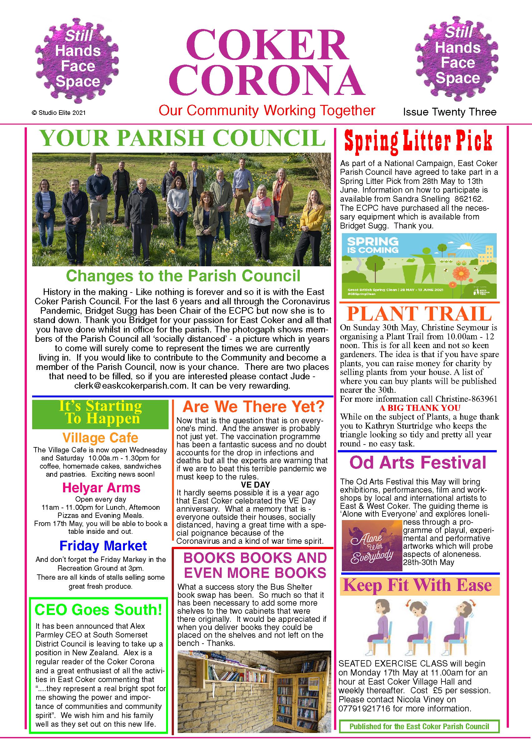 East Coker Parish Council